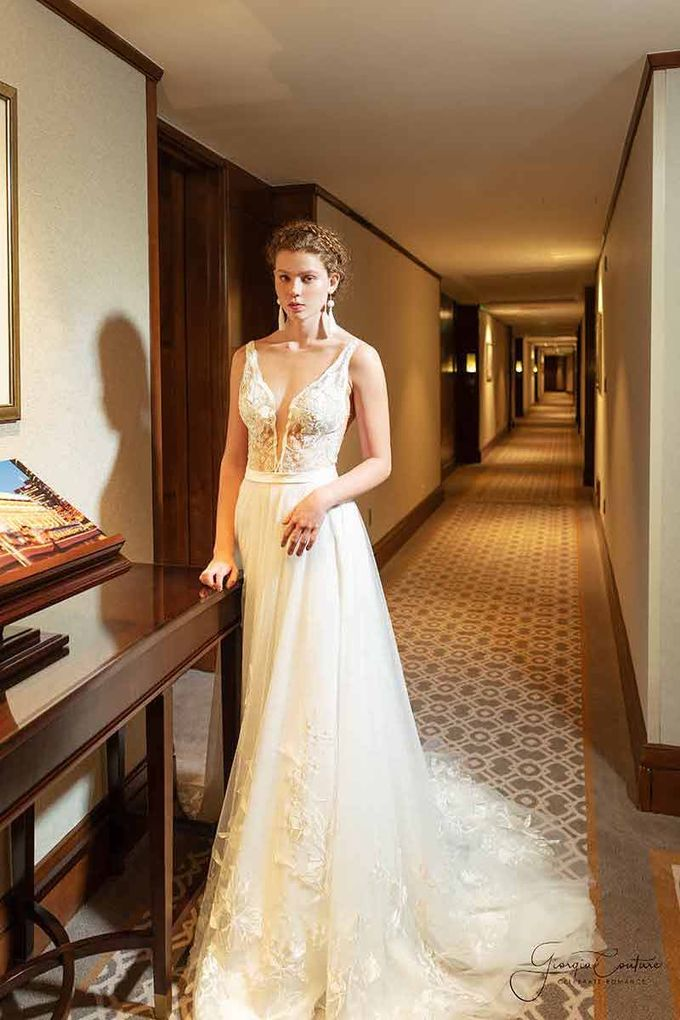 Giorgia Couture - Elysian Collection by Grace Atelier Weddings - 002
