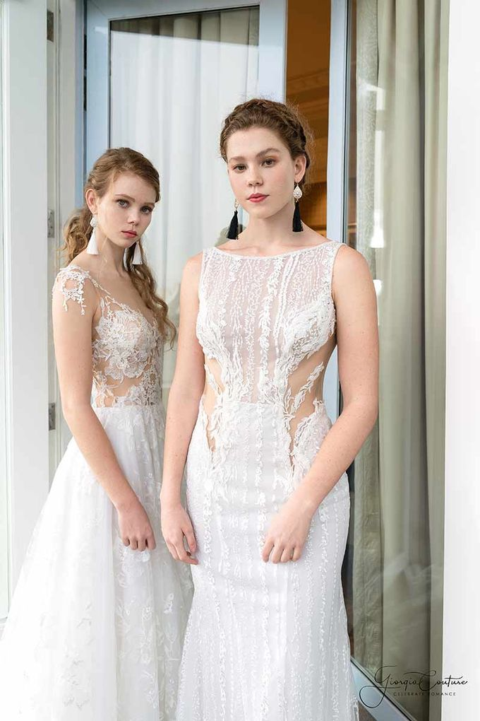 Giorgia Couture - Elysian Collection by Grace Atelier Weddings - 001