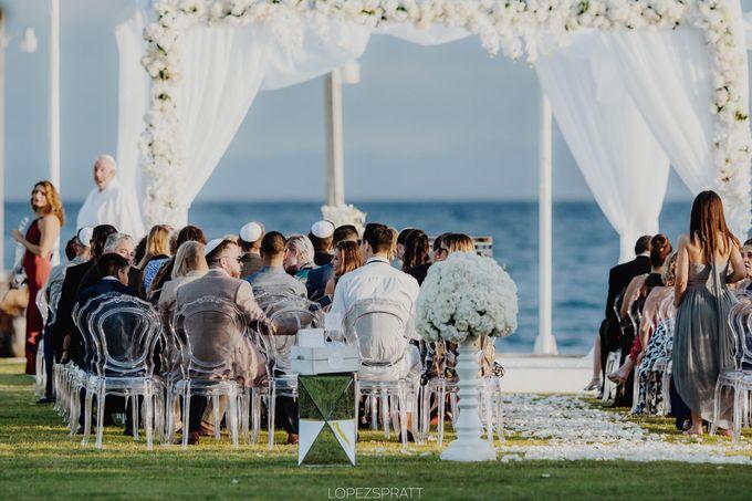 Beatriz & Derek Wedding by Jennifer C  Wedding & Event Agency - 002