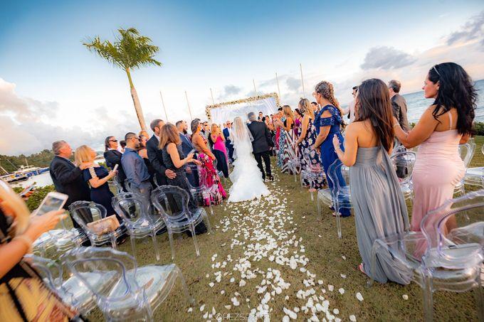 Beatriz & Derek Wedding by Jennifer C  Wedding & Event Agency - 003