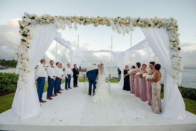 Beatriz & Derek Wedding by Jennifer C  Wedding & Event Agency - 004