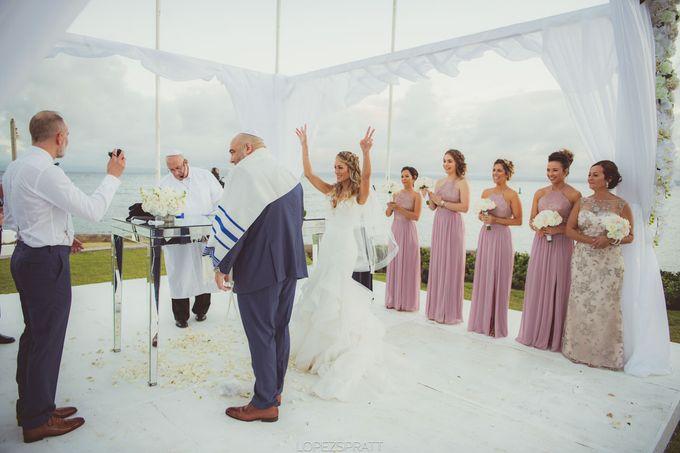 Beatriz & Derek Wedding by Jennifer C  Wedding & Event Agency - 005
