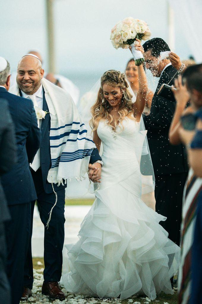 Beatriz & Derek Wedding by Jennifer C  Wedding & Event Agency - 007