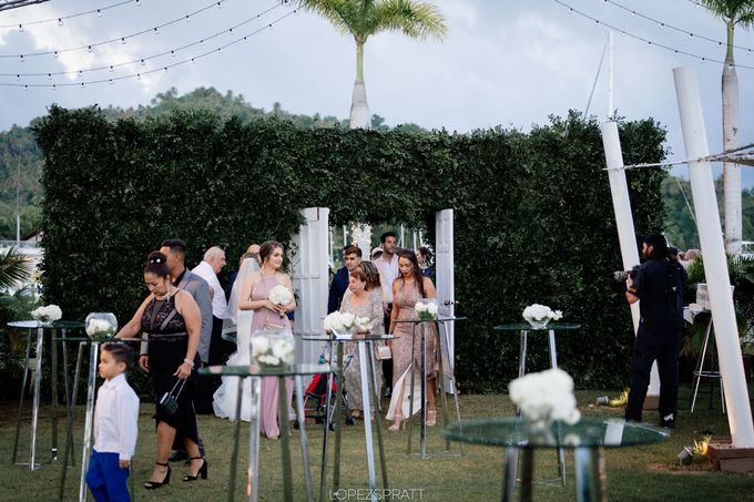 Beatriz & Derek Wedding by Jennifer C  Wedding & Event Agency - 009
