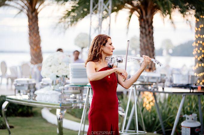 Beatriz & Derek Wedding by Jennifer C  Wedding & Event Agency - 010