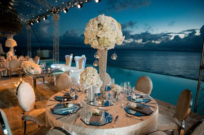 Beatriz & Derek Wedding by Jennifer C  Wedding & Event Agency - 011