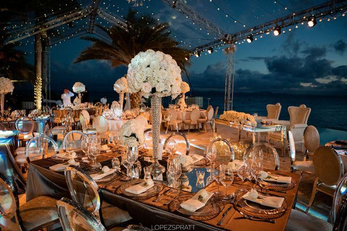 Beatriz & Derek Wedding by Jennifer C  Wedding & Event Agency - 012