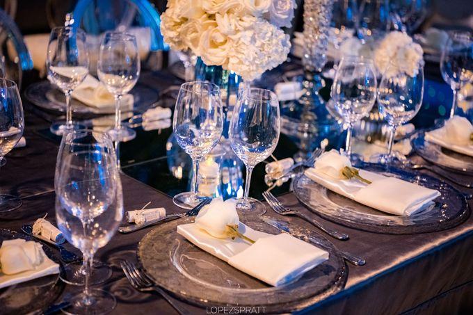 Beatriz & Derek Wedding by Jennifer C  Wedding & Event Agency - 015