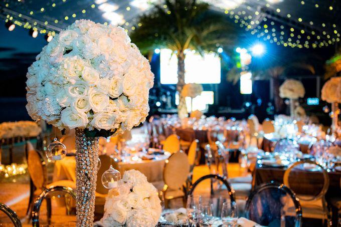 Beatriz & Derek Wedding by Jennifer C  Wedding & Event Agency - 014