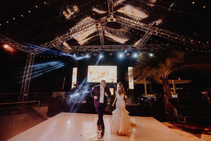 Beatriz & Derek Wedding by Jennifer C  Wedding & Event Agency - 016