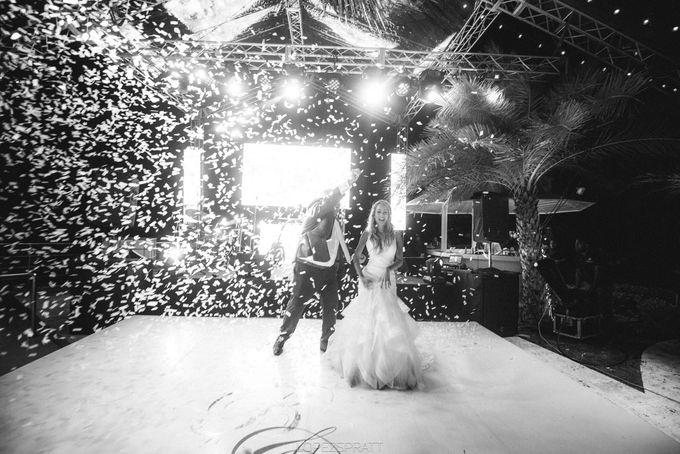 Beatriz & Derek Wedding by Jennifer C  Wedding & Event Agency - 017