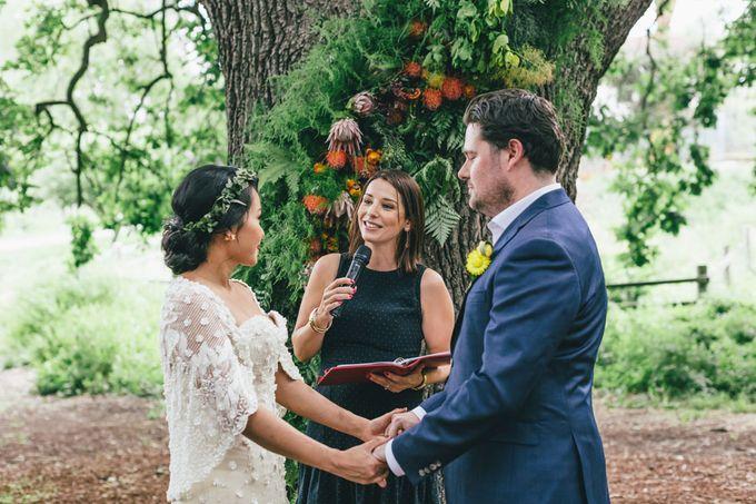 Rustic Wedding of Miranda & James by Elly Liana Makeup Artist - 014