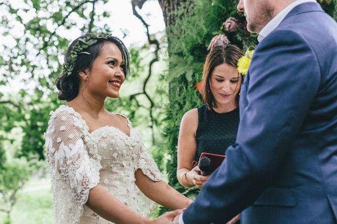 Rustic Wedding of Miranda & James by Elly Liana Makeup Artist - 009