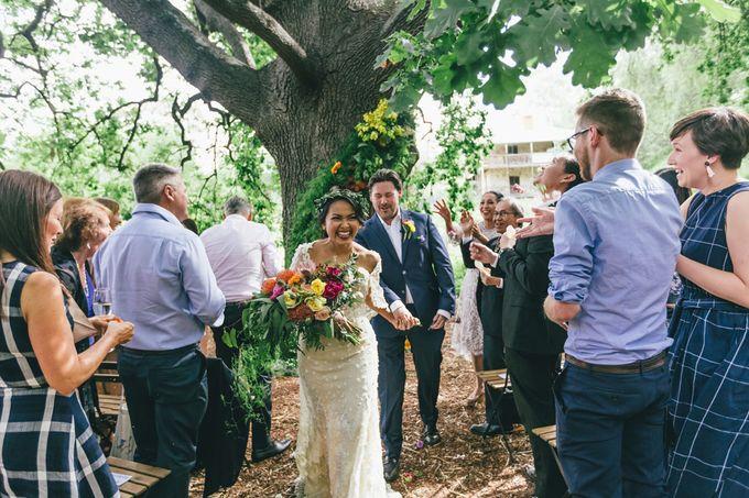 Rustic Wedding of Miranda & James by Elly Liana Makeup Artist - 013