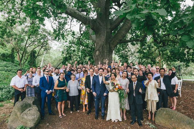 Rustic Wedding of Miranda & James by Widfotografia - 019