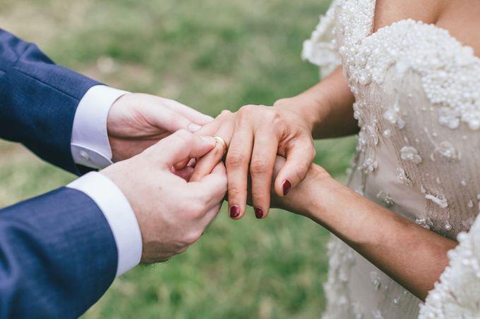 Rustic Wedding of Miranda & James by Widfotografia - 001