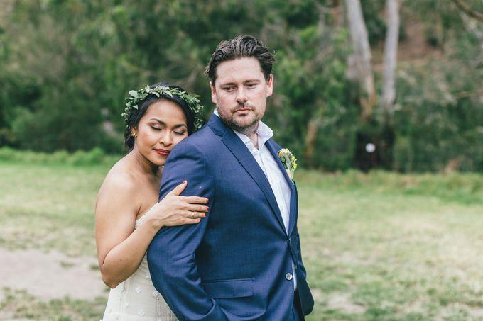 Rustic Wedding of Miranda & James by Widfotografia - 004