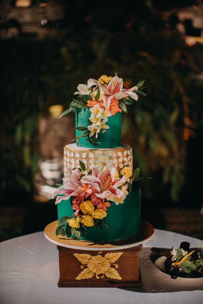 The Royal Pita Maha Wedding by Prana Bali Wedding - 024