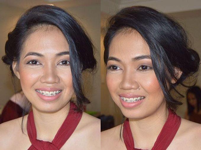 Entourage by Sabrina Rimando Makeup Studio - 002
