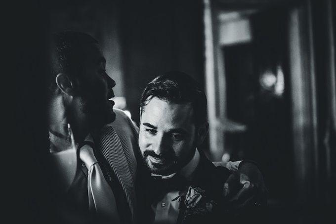 Luxury wedding in Venice by CB Photographer Venice - 040