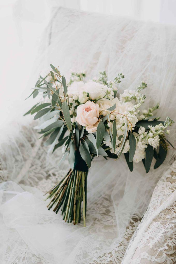 Wedding The Mulia Resort Donald & Tabita by StayBright - 003