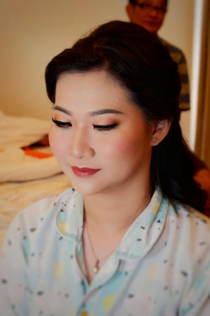 Party Makeup by Brushedbyit - 012