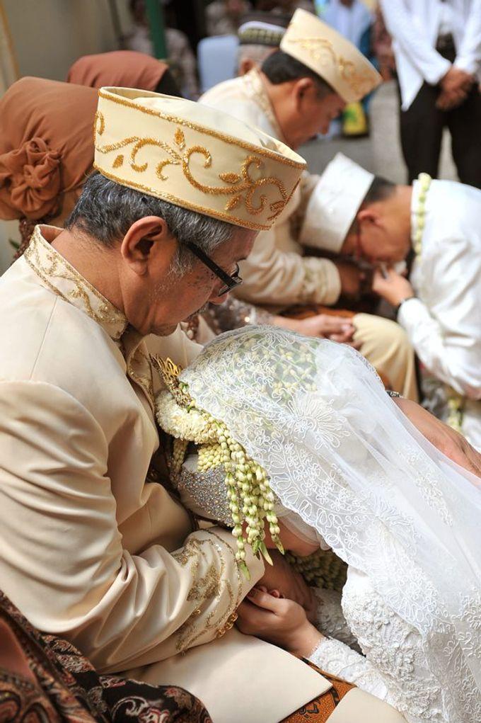 The Wedding Of Utami & Hafidz by Alux's Event & Wedding Creator - 008