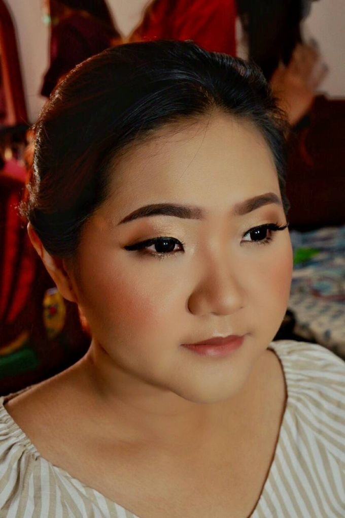 Party Makeup by Brushedbyit - 016