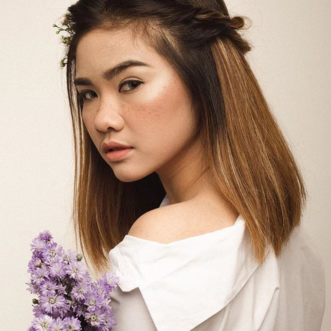 Photoshoot Project by Evelyn Makeup Artist - 016