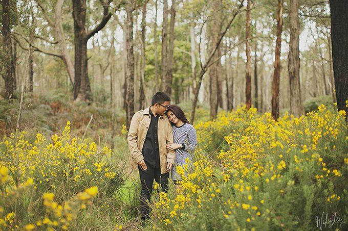 Rendy + Sity: Melbourne, I'm in Love by Wiki Lee - 027