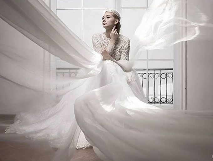 Bridal campaign by Tracy Bridal House - 005