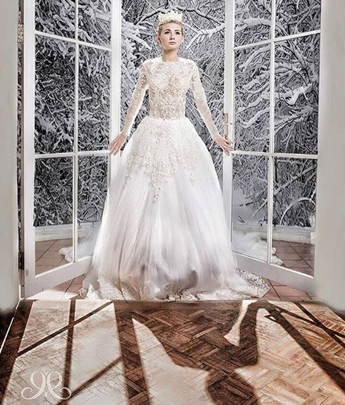 Bridal campaign by Tracy Bridal House - 003