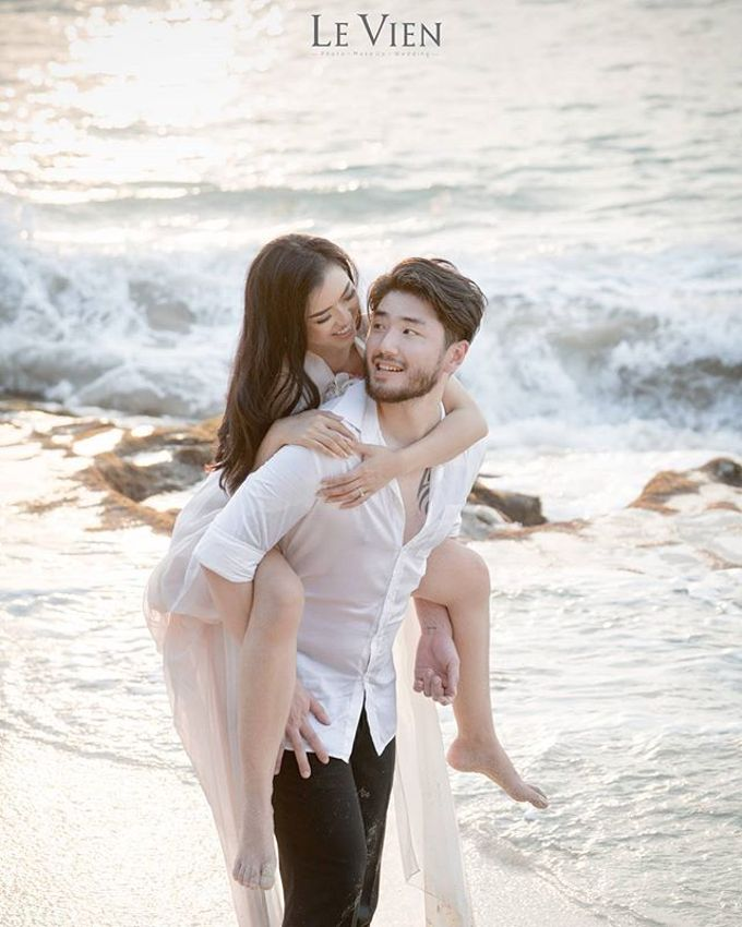 Pre Wedding Bali by LeVien - 011