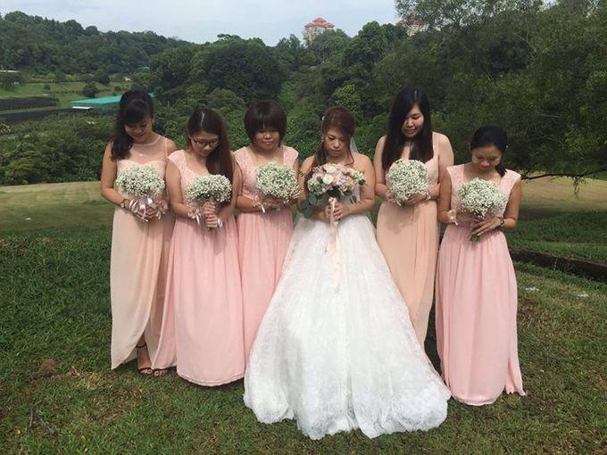 Fairytale Wedding by Z Wedding Design - 011