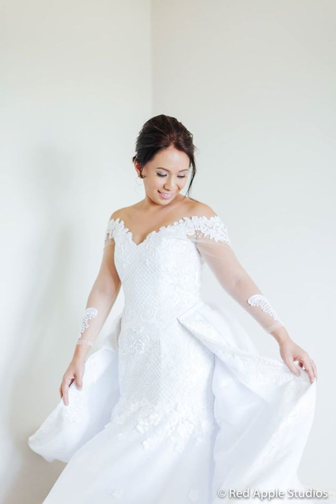 Bridal Gowns by Dakila Couture - 002