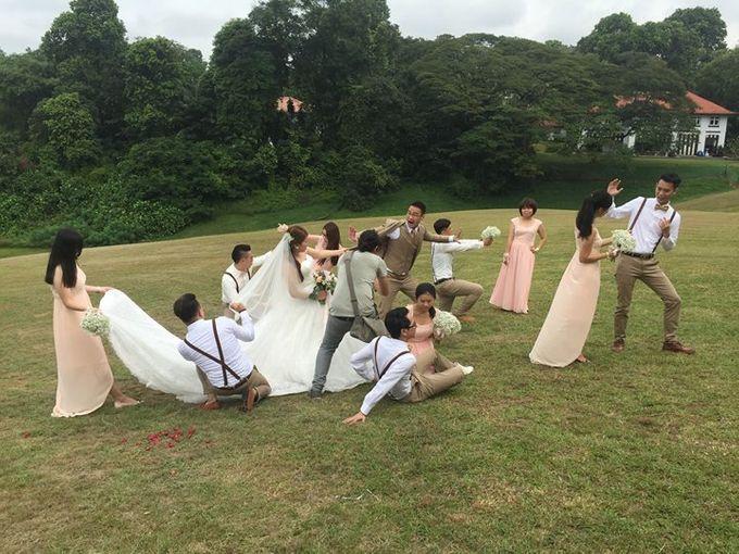 Fairytale Wedding by Z Wedding Design - 031