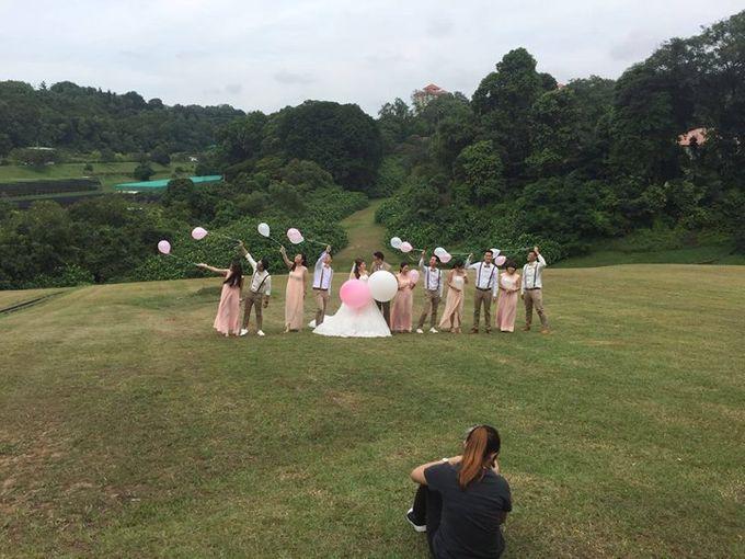 Fairytale Wedding by Z Wedding Design - 020
