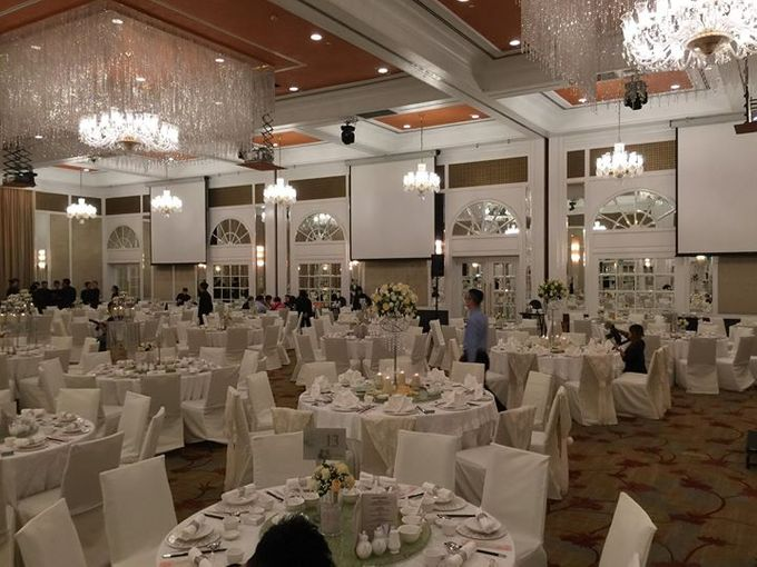 Fairytale Wedding by Z Wedding Design - 002
