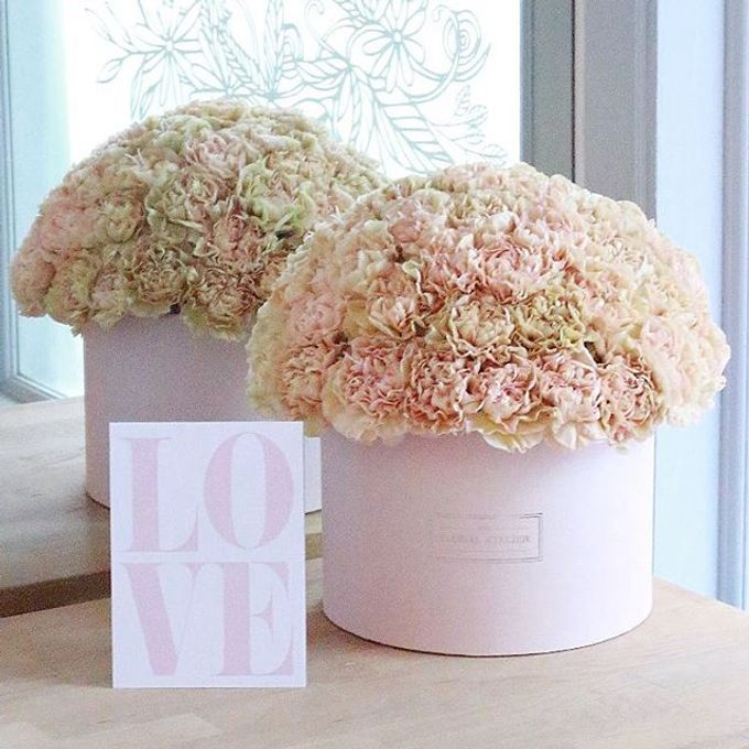Signature Bloom Boxes by The Floral Atelier - 020