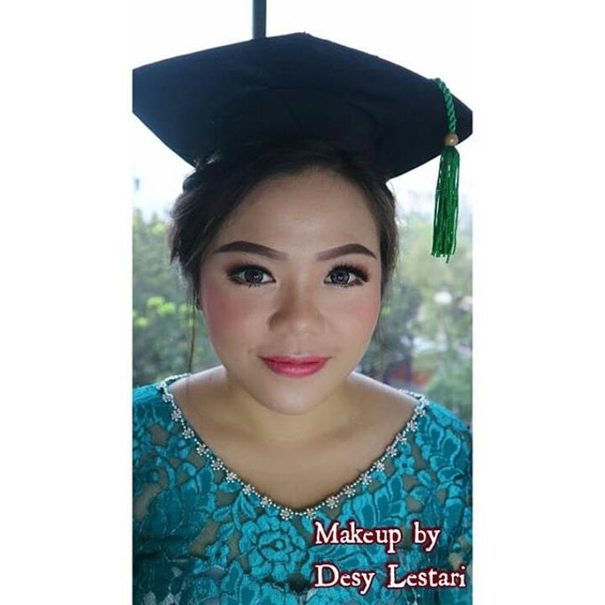 Graduation Makeup by Desy Lestari Makeup - 007
