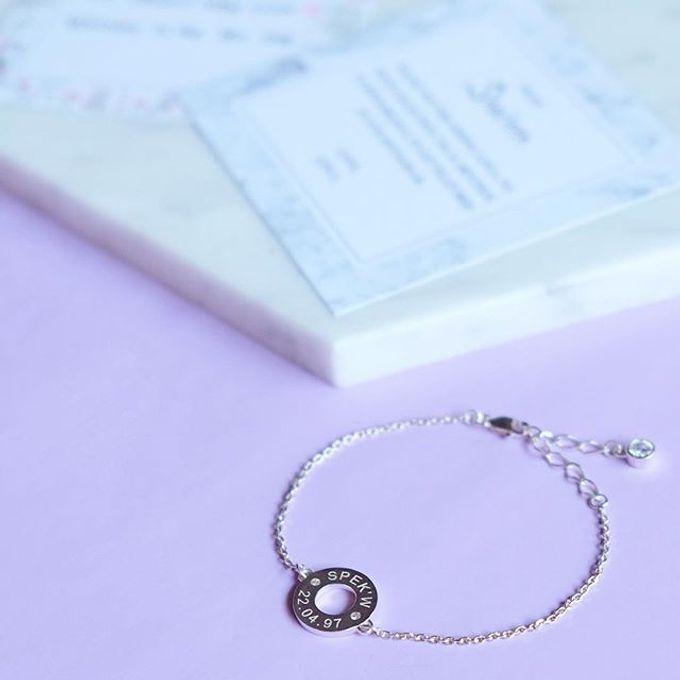 Cara Bracelet by LINCA Jewellery - 004