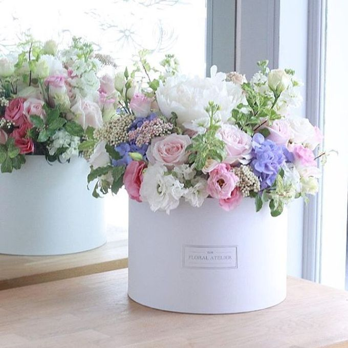 Signature Bloom Boxes by The Floral Atelier - 007