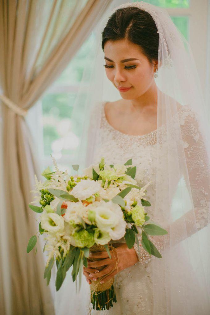 RUSTIC WEDDING DAVID AND JOICE IN SKY AYANA BALI by W organizer - 028