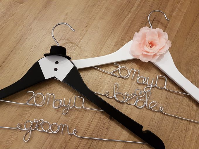 Save-The-Date Collection by The Hanger Artist - 001