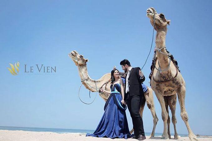 Pre Wedding Bali by LeVien - 001