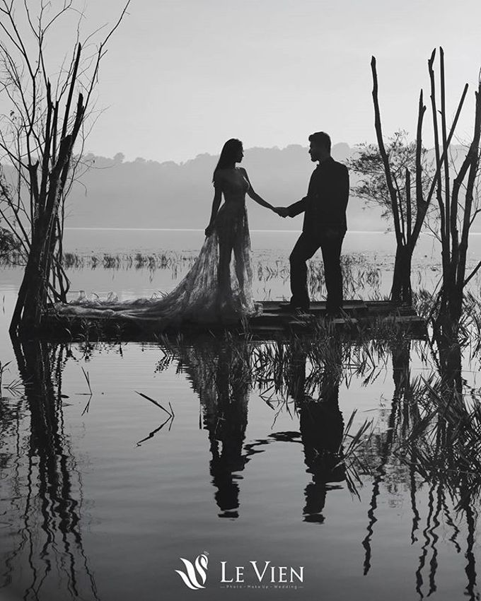 Pre Wedding Bali by LeVien - 009