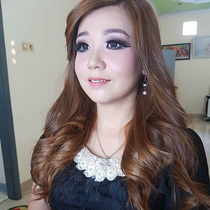 Makeup Prewedding for Ms Cyntia Joo by The Bridea - 002
