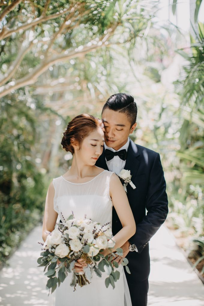 The Wedding of Richie & Soo Young by The edge - 021