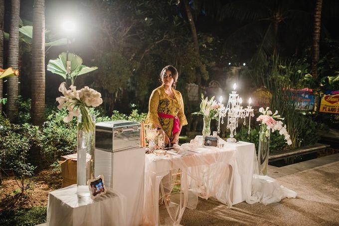 Wedding Kyomi & James by Bali Izatta Wedding Planner & Wedding Florist Decorator - 015