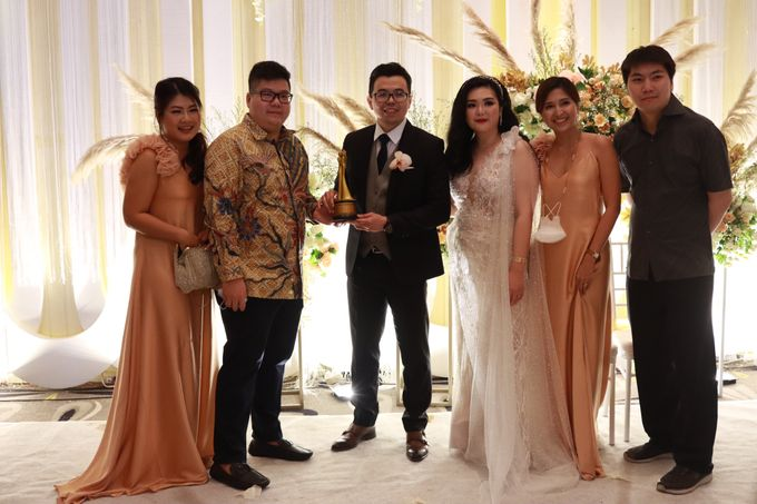 Lounge Jazz wedding band at Double Tree Jakarta by Double V Entertainment by Double V Entertainment - 014